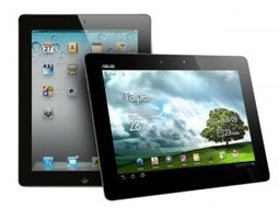Transformer Prime Vs iPad 2, comparativa gráfica | VIM | Scoop.it