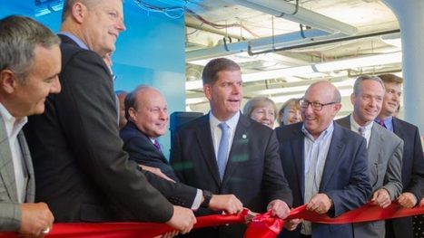 Digital health innovation hub debuts in Boston | NewBostonPost | Digital Health | Scoop.it