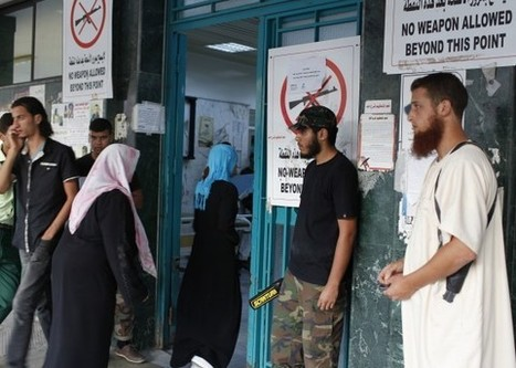 When jihadists learn how to help - Washing Profile? #Libya #AlSharia | Saif al Islam | Scoop.it