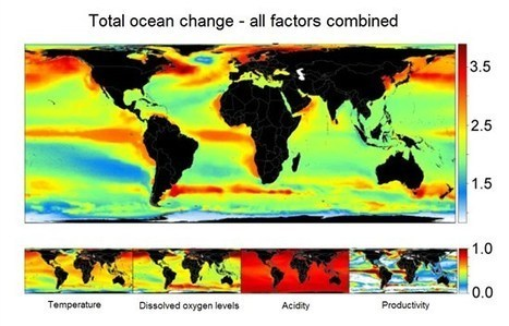 No corner of the ocean will escape climate change, say scientists - Carbon Brief (blog) | Ocean Science | Scoop.it