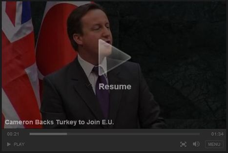 NYTimes video: Turkey's E.U. application | Als Return to Education | Scoop.it