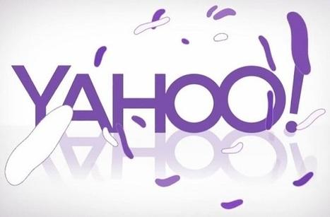 Yahoo! change de logo dans un mois   graphisme-webdesign   Scoop.it