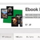 Lecture d'ebook en streaming sur Pinterest : des extraits à découvrir | veille industries culturelle | Scoop.it