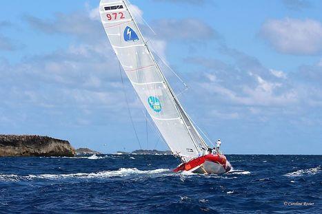 L'énergie solaire recueillie par les voiles d'un bateau | The Blog's Revue by OlivierSC | Scoop.it
