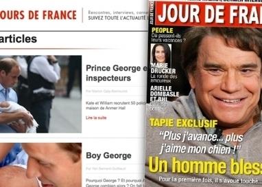 Jours de France : Lafont Presse contre Le Figaro, le pot de terre contre le pot de fer | Les médias face à leur destin | Scoop.it