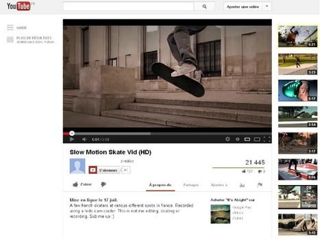 YouTube : Sa Nouvelle Fonction le « Slow Motion »   Actualité Webmarketing, Buzz & Innovation   Scoop.it