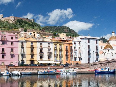 Bosa - a beautiful small town in Sardinia | Bosa | Scoop.it