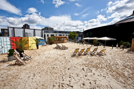 Camden Beach at the Roundhouse | Camden Guide | Sandfords | Primrose Hill Property | Scoop.it