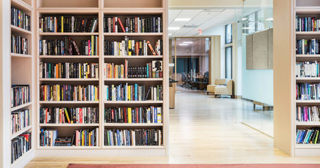 Silicon Valley's Secrets Are Hiding in Marc Andreessen's Library | People Strategies and Tech | Scoop.it