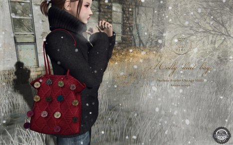 ::C'est la vie !:: Holly knit bag for Fifty Linden Fridays   Style of LIFE   Scoop.it