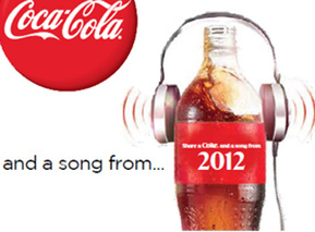 'Share a Coke' follow-up campaign unlocks songs with Spotify | Marketing | Scoop.it
