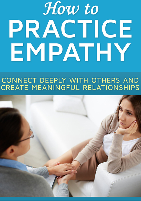 "New Ebook! ""How to Practice Empathy"" - Free on Kindle for Next 5 Days! - Relationship Up 