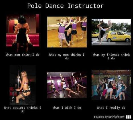 Pole Dance Instructor | What I really do | Scoop.it