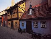 Golden Lane at Prague Castle in Prague | Logistics | Scoop.it