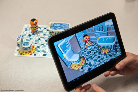 Augmented Reality by Qualcomm that Will Absolutely Blow your Mind | Augmented Reality in Education and Training | Scoop.it
