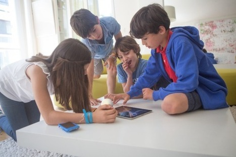 Spheros enseña a programar a tus hijos | Internet and Education | Scoop.it