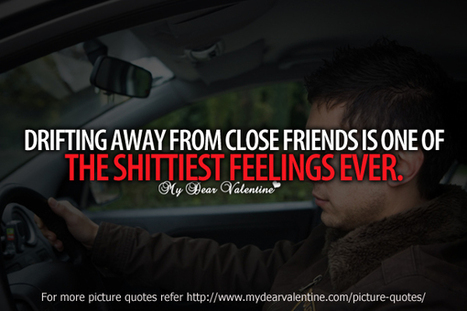 Losing Friendship Quotes for him - LOVE QUOTES FOR HIM | Valentines Day 2013 | Scoop.it