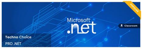 Dot Net Training - Advanced Industry Certification | TalentSprint | Software Training | Scoop.it