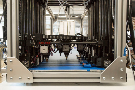 Autodesk looks to future of 3D printing with ProjectEscher | 3D Printing revolution | Scoop.it