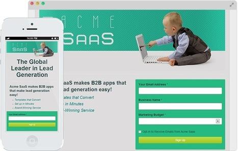 Creatore di Landing Page | online marketing tools | Scoop.it
