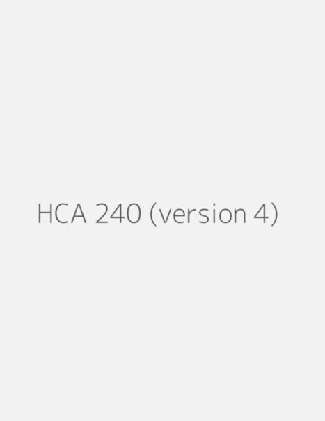 HCA 240 / ( version 4) / Week 8 Individual Mental Illness Paper | UopGuide.com | Scoop.it