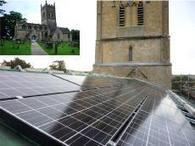 Kyocera Provides PV Batteries for UK's 1st 'Zero-carbon Church' -- Tech-On! | An Electric World | Scoop.it