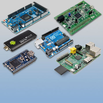 The Ultimate Comparison of IOT Development Boards | AVR and ARM Microcontrollers | Scoop.it