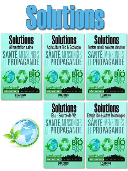 Les Solutions ● #CQVC | MENU Santé Danger ! #CQVC | Scoop.it