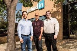 Le PDG de Microsoft détaille les raisons durachat de LinkedIn | Actual IT | Scoop.it