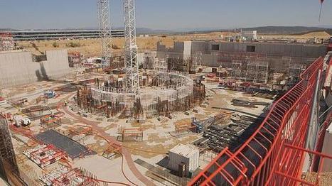 O futuro reator de fusão nuclear poderá resolver os nossos problemas energéticos? | Ecologia e cultura | Scoop.it