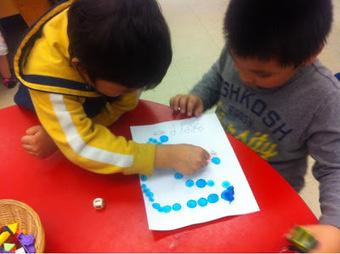 Adventures in Kindergarten: Bonkers for Board Games   Tabletop Games for Learning   Scoop.it