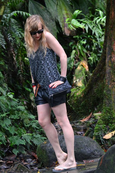 Tropical cuir - Blog mode lille | Suivre la mode | Scoop.it