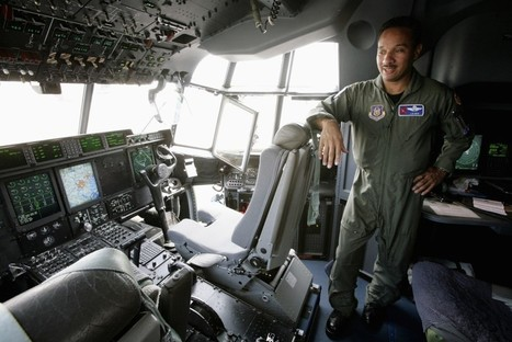 When Hurricane Hunters Are Replaced by Drones | AP HUMAN GEOGRAPHY DIGITAL  STUDY: MIKE BUSARELLO | Scoop.it