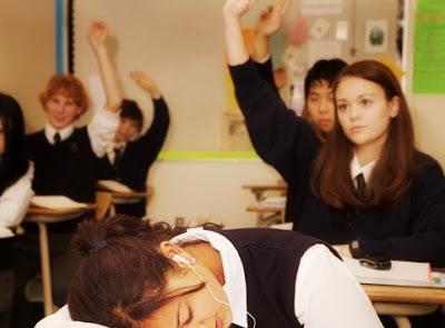 Keihard bewijs: te weinig slaap: slechte cijfers. | Opvoeden tot geluk | Scoop.it