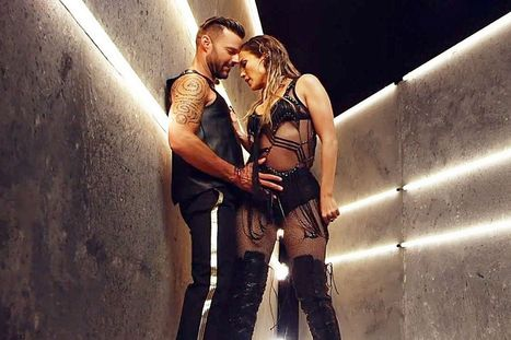 new Sexy Video of Jennifer Lopez and Ricky Martin, Adrenalina Wisin | entertainmentpixel.com | Scoop.it