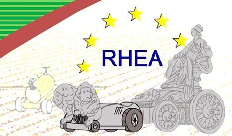 RHEA : un système de robots collaboratifs pour l'agriculture de précision | Chimie verte et agroécologie | Scoop.it