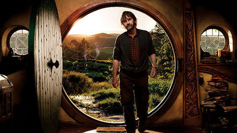 Peter Jackson Recognized By Broadcasters Organization | 'The Hobbit' Film | Scoop.it