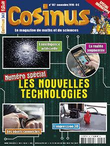 Cosinus n° 187 - Novembre 2016   Les revues du CDI - Collège Marc Chagall   Scoop.it