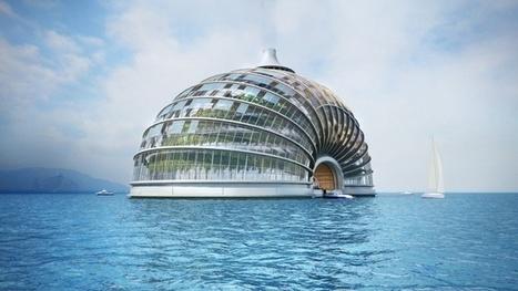 Des utopies flottantes face à la montée des eaux   VICE France   Exoplanète   Scoop.it
