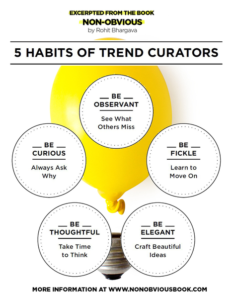 The 5 Habits Of Highly Impacting Curators | Curation & The Future of Publishing | Scoop.it
