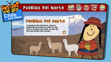 Chile Para Niños   PARVUTIC   Scoop.it