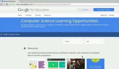 Programas y recursos gratuitos de Google para educadores y estudiantes | Recull diari | Scoop.it