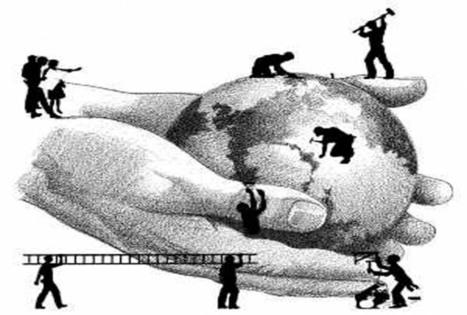 Pour être innovants, soyons solidaires ! | Le flux d'Infogreen.lu | Scoop.it