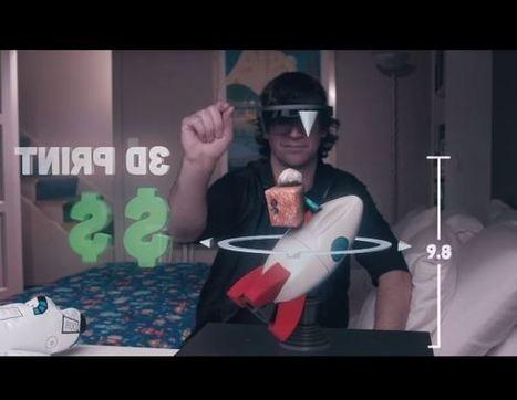 Microsoft presentó sus avances en HoloLens, su set de realidad aumentada -HoyEnTEC | REALIDAD AUMENTADA Y ENSEÑANZA 3.0 - AUGMENTED REALITY AND TEACHING 3.0 | Scoop.it