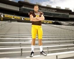 Wyoming's Miller uses walk-on tag as motivation - Casper Star-Tribune Online | Football walk-on | Scoop.it