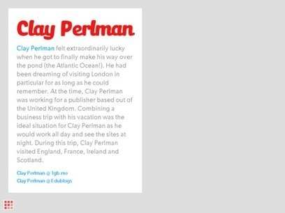 Clay Perlman | World of Secrets | Scoop.it