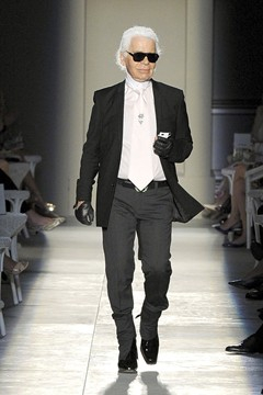 """Karl Lagerfeld: """"Alexander Wang Is The Best Man For The Job"""" 