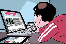 Contar con TIC: Leer en un mundo de pantallas | Las TIC y la Educación | Scoop.it