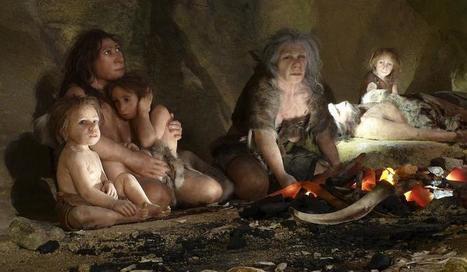 Neanderthaler was niet minder intelligent dan de moderne mens   KAP-HosteL   Scoop.it