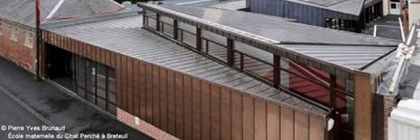 Le cuivre dans le bâtiment : une utilisation au-delà de la tuyauterie | E logistique | Scoop.it